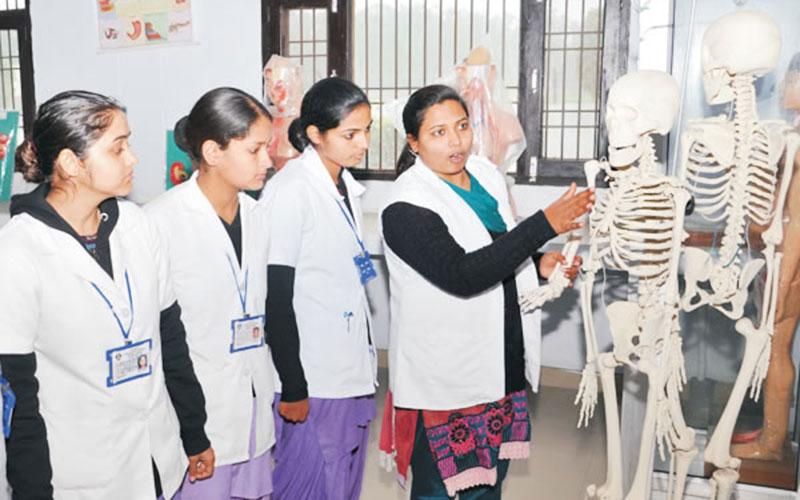 Profile - Calcutta Institute of Nursing and Paramedical Science (CINPS)